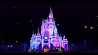 唯美梦幻城堡婚礼视频背景