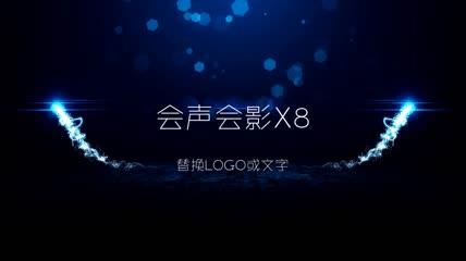 JOE\-66 高端大气片头LOGO文字展示