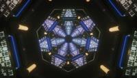 高清酒吧夜场舞厅绚丽图案LED视频