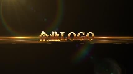 震撼企业LOGO片头AE模板