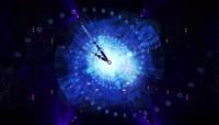 动感节奏LED舞台背景