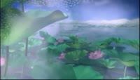 3D中国风池塘片头