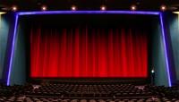 电影院歌剧院大剧场晚会典礼舞台大屏幕绿屏抠像