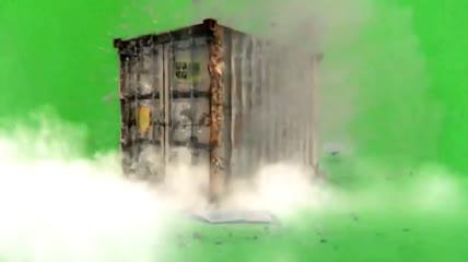 绿屏抠像超级素材包