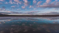 8K茶卡盐湖自然美景