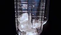 冰块饮料红石榴