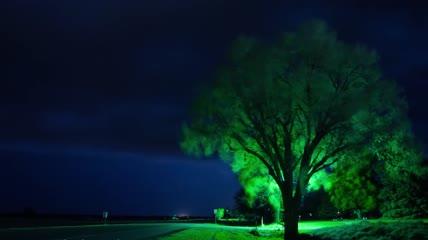 风暴雷电闪电雷雨雷暴龙关卷风旋风飓风延时拍摄
