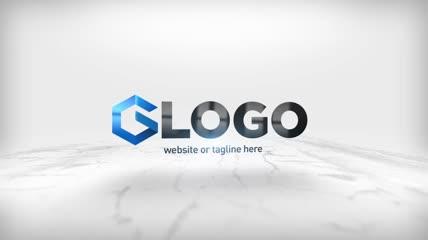 企业标志动画片头