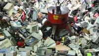 电子垃圾处理