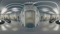 2K科幻未来数字虚拟之旅VR全息影像