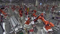 BMW中国汽车生产工厂A
