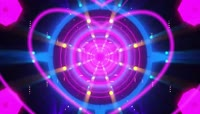 wakawaka动感穿梭LED舞台背景4