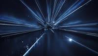 创意粒子光线条动感视频素材