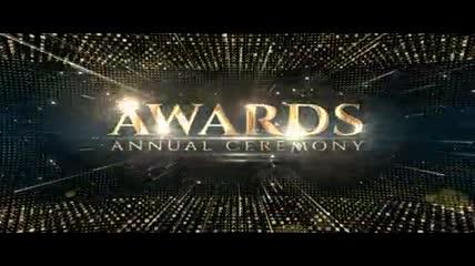 如星火般璀璨闪耀的颁奖盛会整体包装AE模板
