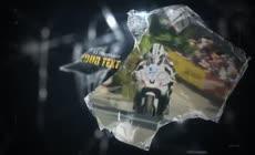 玻璃破碎飞溅AE模板