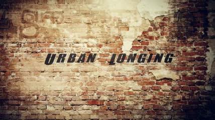 砖墙背景涂鸦文字照片展示AE模板