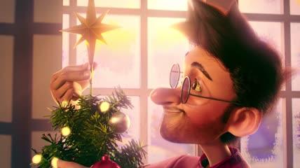 圣诞老人求救!这个小男孩要的礼物到底是个嘛玩意儿? 特别的圣诞礼物
