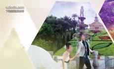 韩式时尚动感现代动感婚礼开场视频AE模板