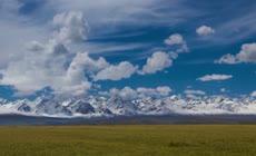 内蒙古草原牧场延时摄影视频素材