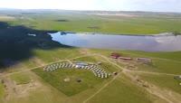 内蒙古大草原旅行实拍视频素材