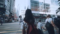 香港旅游实拍视频素材