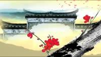 韵味中国风牌坊