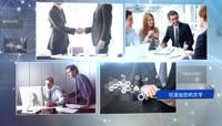 企业照片展示文AE模板\(CC2017\)