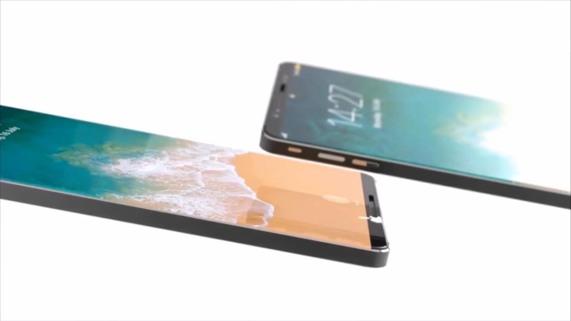 1080P手机内部构造、电子元件、iphone概念机