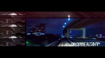 史诗般具有气势的电影旅行城市作品集宣传纪录片AE模板
