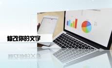 简洁白色商务宣传AE模板\(CC2017\)