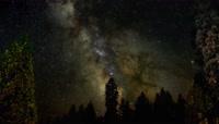 4K夜空银河系延时拍摄