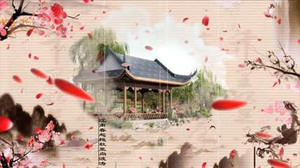 premierecs5水墨中国风宣传模板