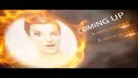 炙热震撼的燃烧火焰TV节目预告AE模板