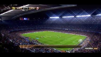 足球比赛直播全套包装AE模板