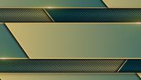 墨绿色主题的横向移动式条带背景循环素材