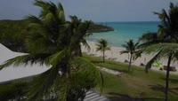 海边自然风光高清实拍视频素材
