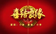 唯美动态中国风中式婚礼片头AE模板\(CC2017\)