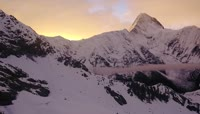 攀登珠穆朗玛峰高清实拍视频素材
