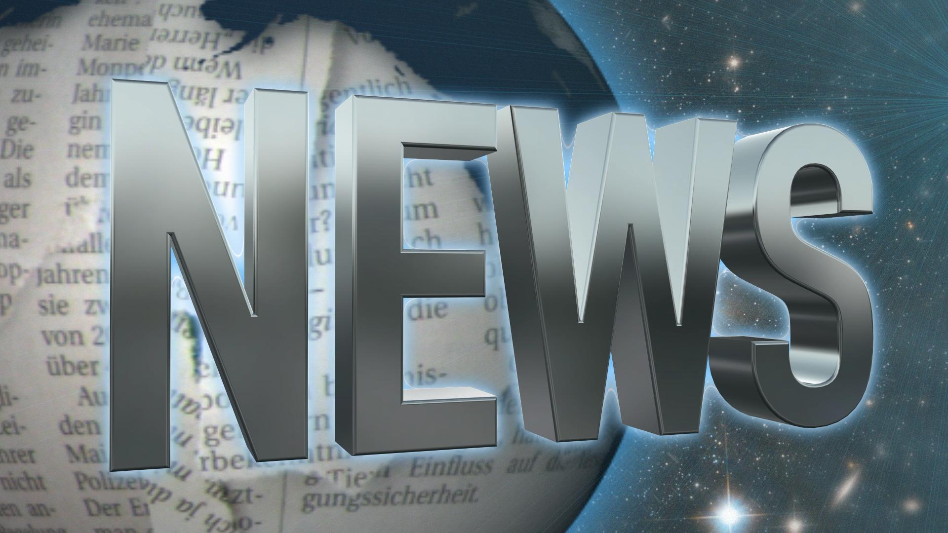 高清全球新闻开场动画视频素材