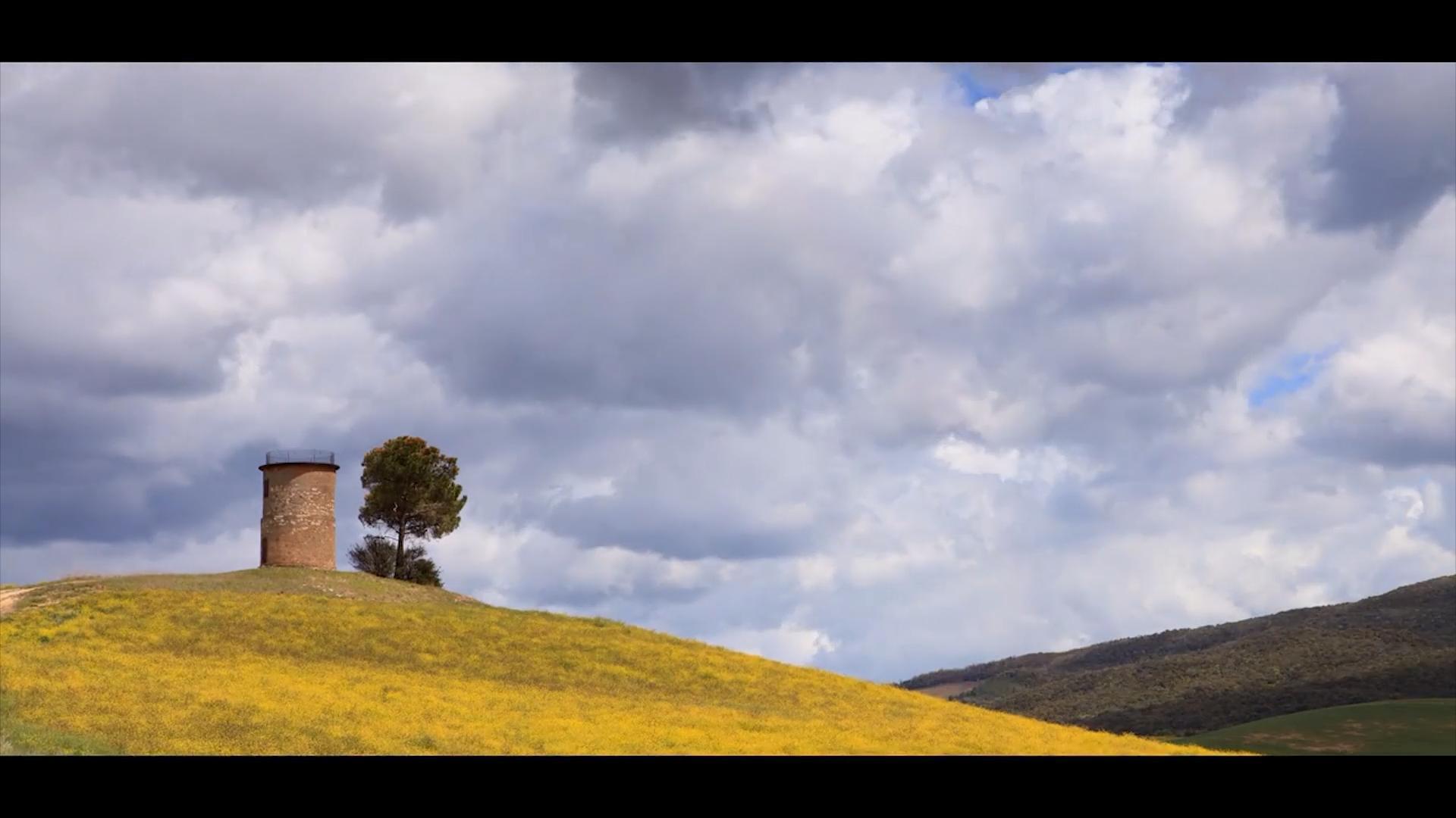 自然风光延时摄影