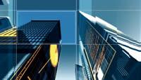 LED高清城市动态视频素材6