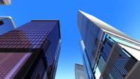 LED高清城市动态视频素材4