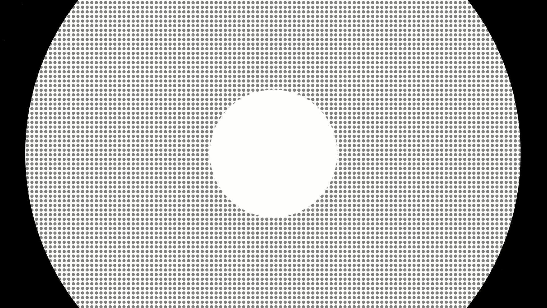 圆点转场过渡素材2