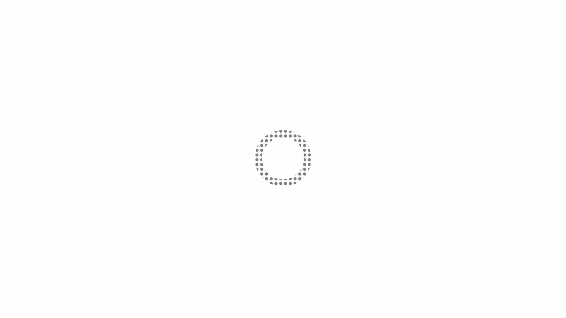 圆点转场过渡素材3