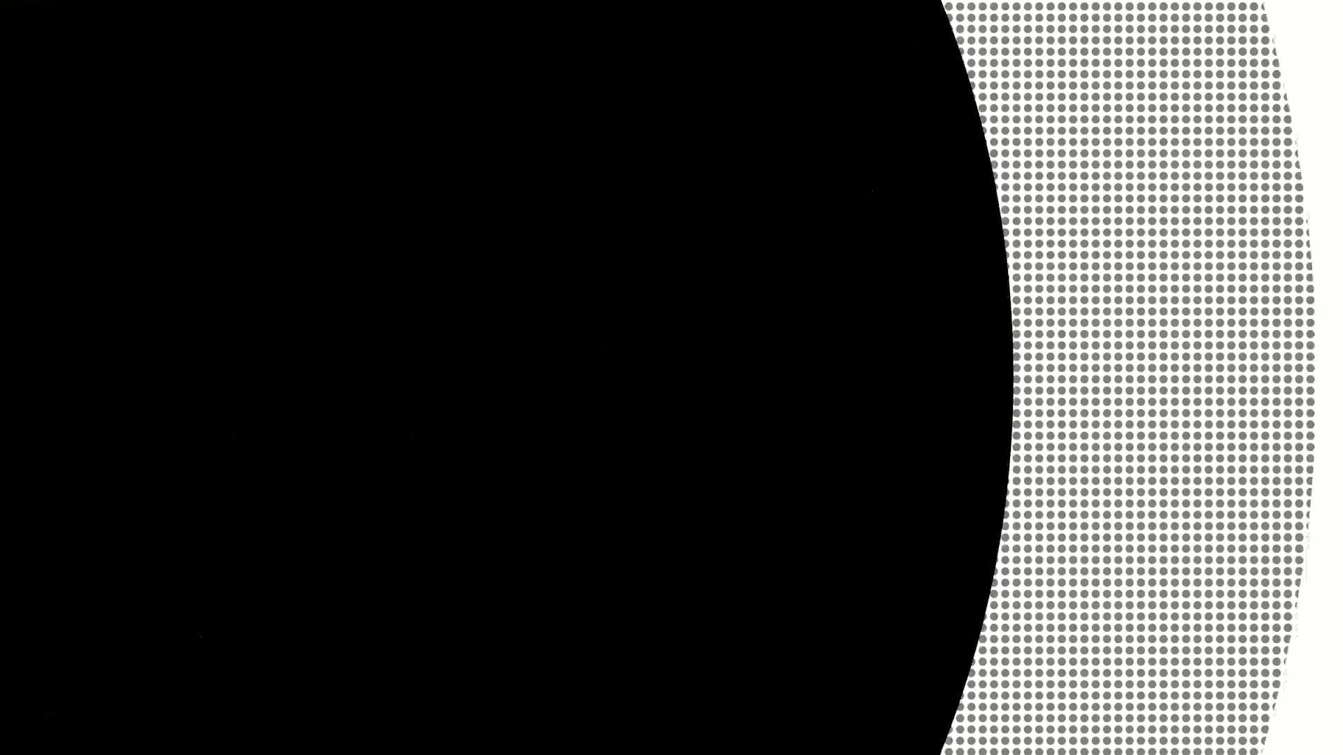 圆点转场过渡素材5