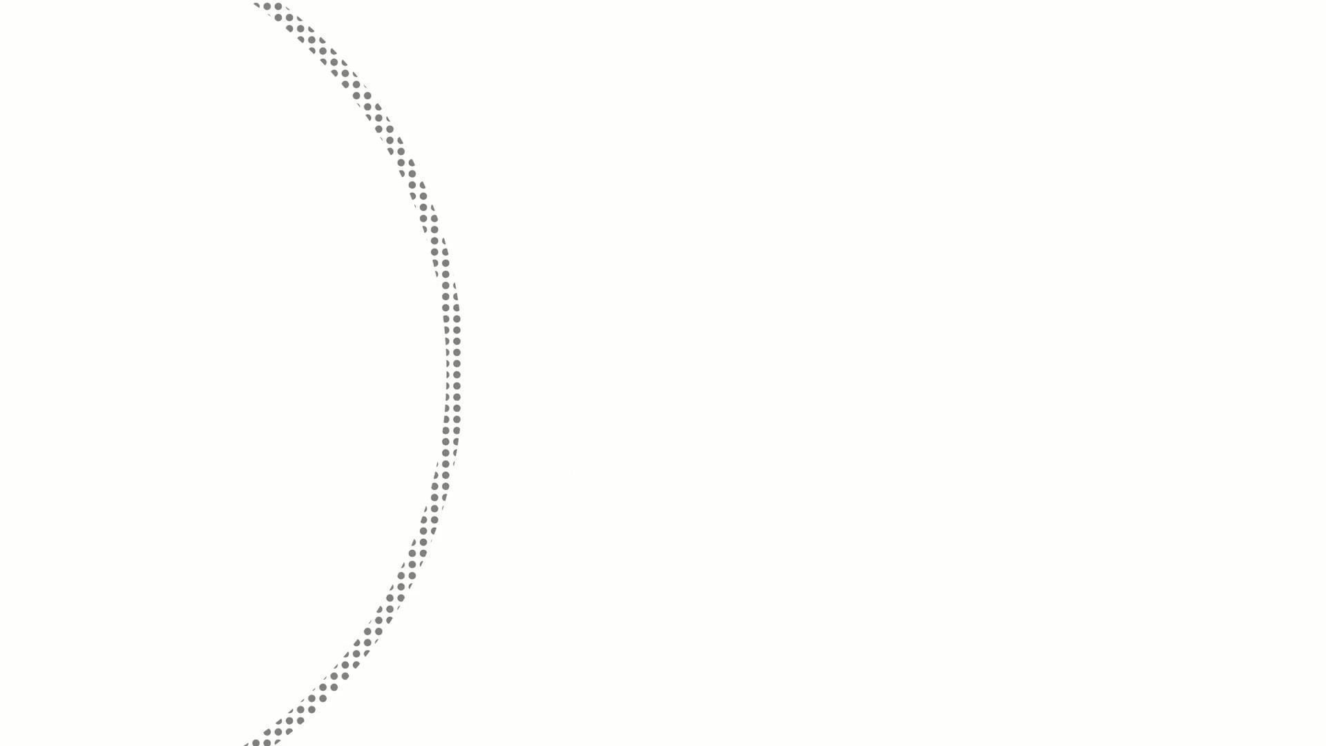 圆点转场过渡素材9