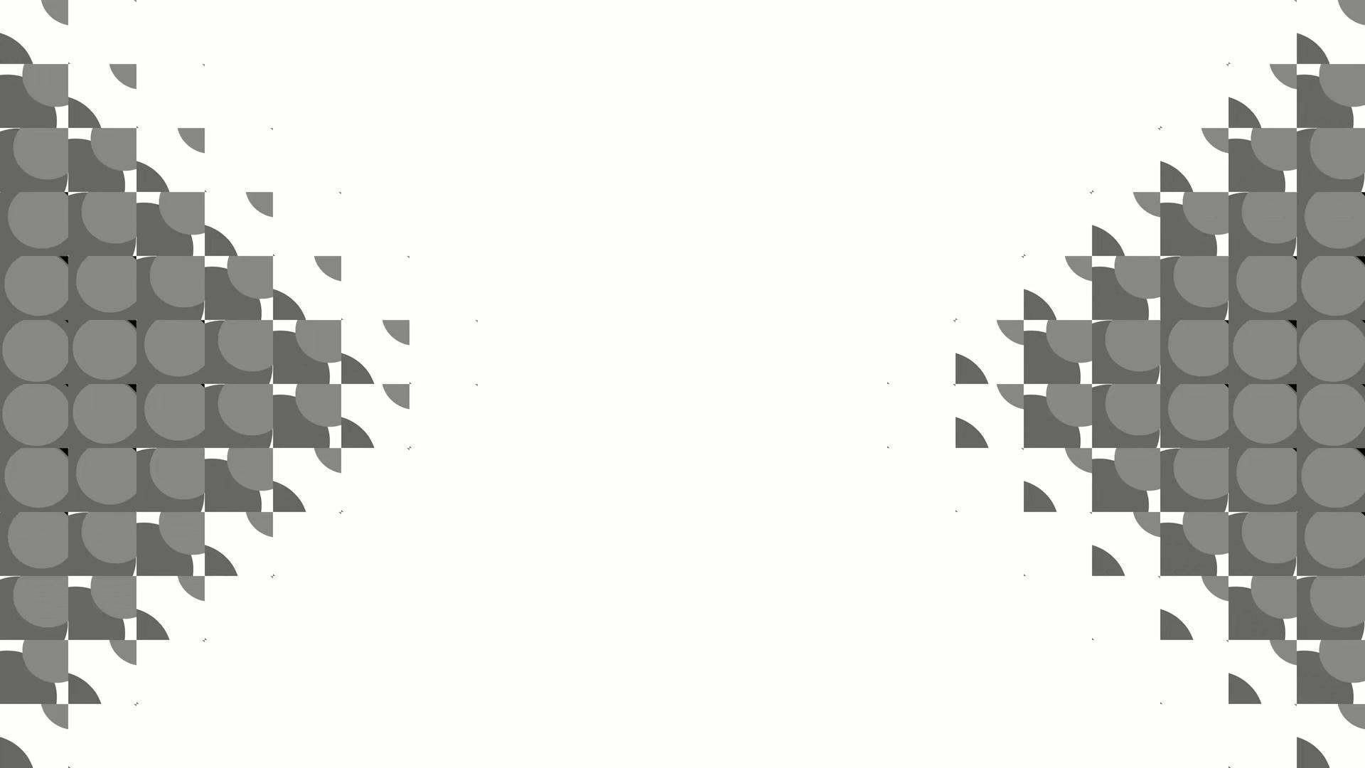 几何圆过渡素材1