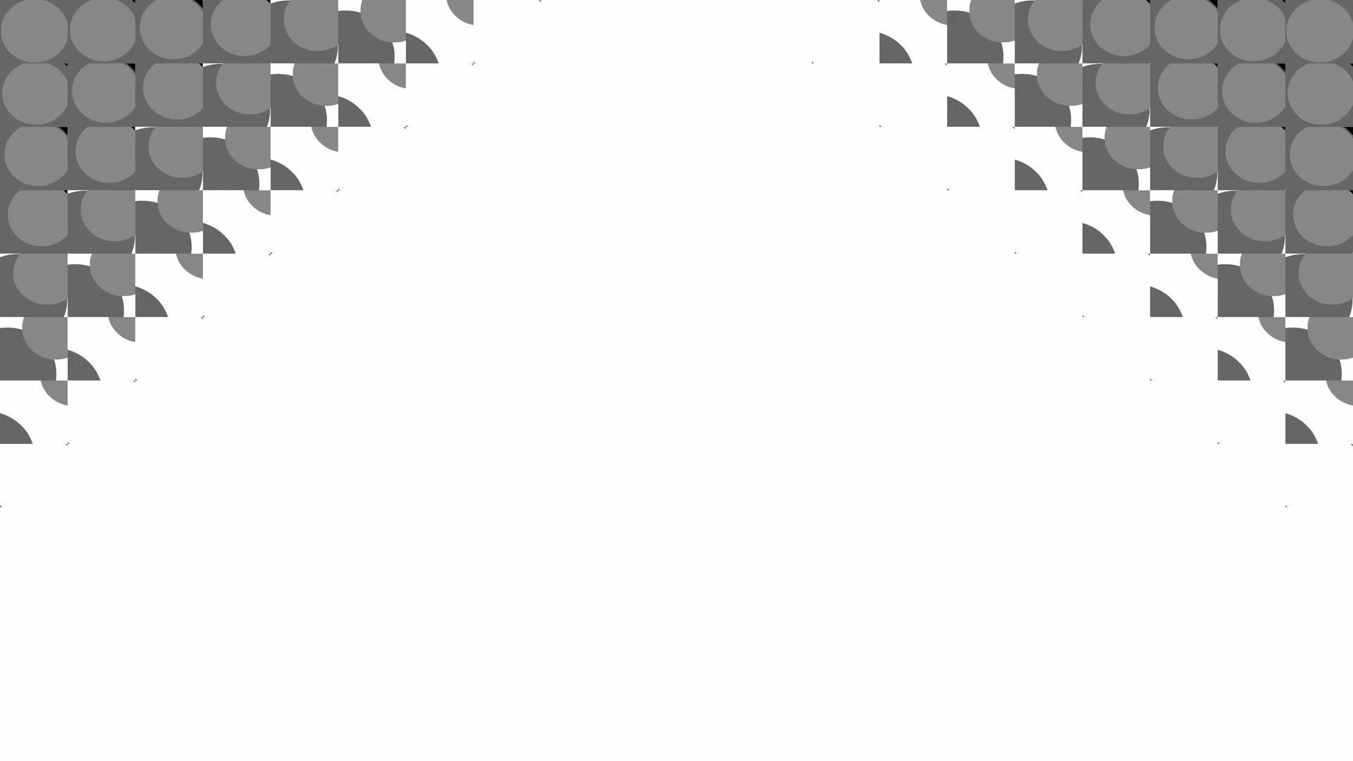 几何圆过渡素材3