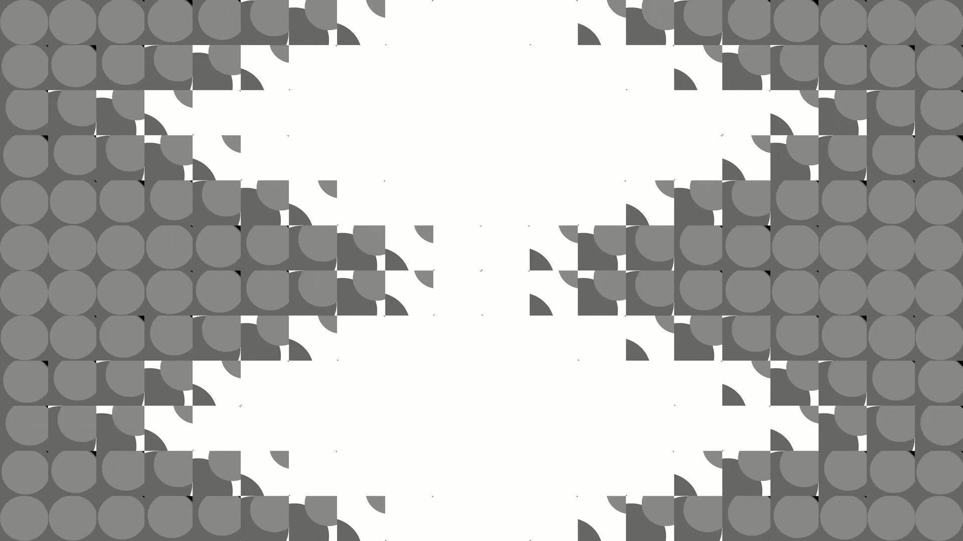 几何圆过渡素材5