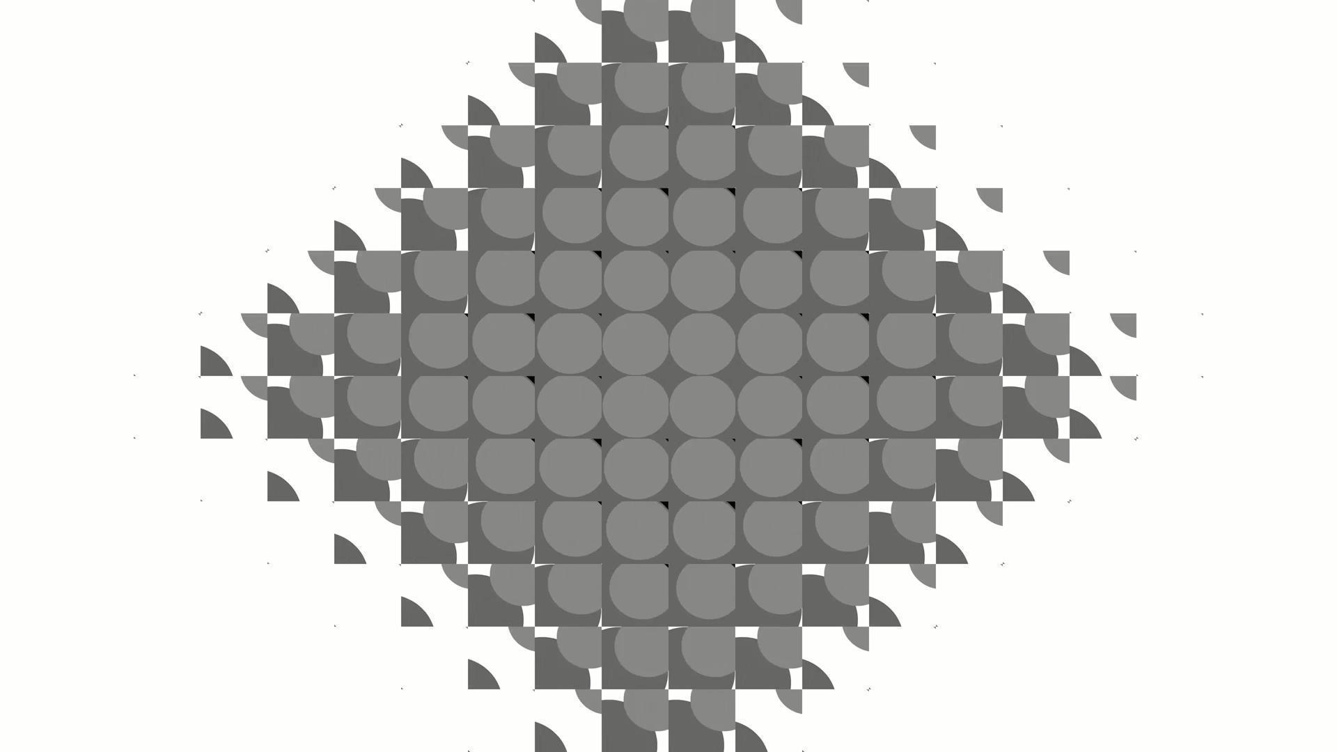 几何圆过渡素材6